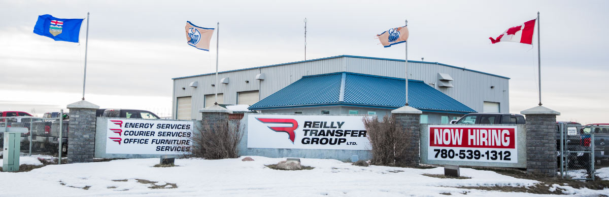 Contact – Reilly Transfer – Grande Prairie, AB
