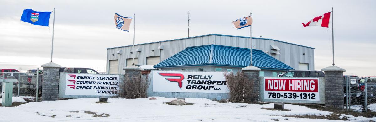 Contact – Reilly Transfer – Grande Prairie, AB